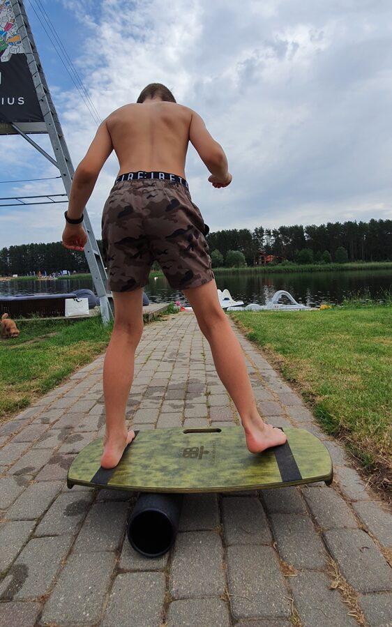 Brūns Wakeboard dēlis