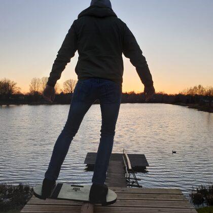 Līdzsvara dēlis balance board